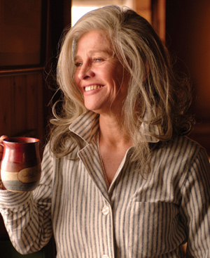 La actriz, en un fotograma de 'Lejos de ella'.