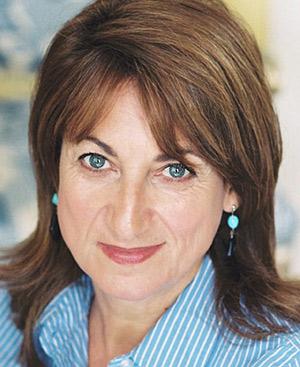 La escritora italiana Loretta Napoleoni.