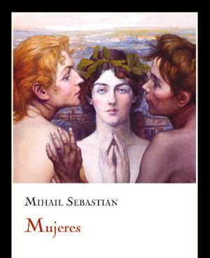 Portada del libro ilustrada con la pintura del francés Charles Maurin, 'La virtud rodeada de los dos vicios'.