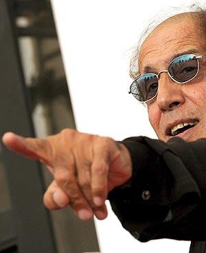 Adriano Celentano, en Venecia. FOTO: EFE