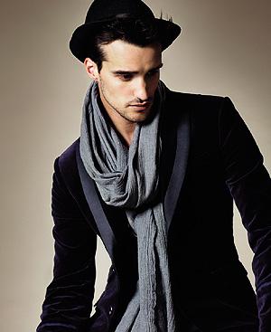 La colección masculina He by Mango va dirigida a un hombre interesado por la moda.