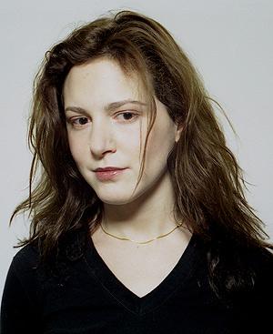 Justine Lévy, autora de 'Y la vida sigue'. FOTO: DAVID BALICKI