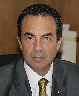 El Delegado del Gobierno para la Violencia de Género, Miguel Llorente Acosta.