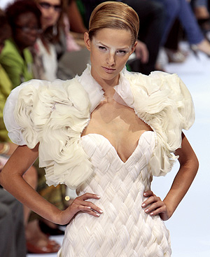 Las modelos quieren a su cuerpo. FOTO: AFP