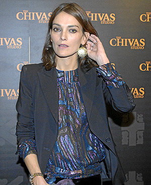 Laura Ponte, uno de los personajes con los que se encontró Carlos García-Calvo durante su almuerzo. Foto: Paco Toledo