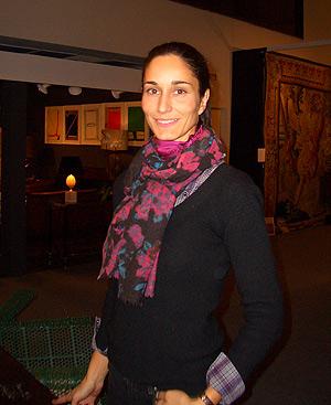 Patricia Medina, sobrina de Naty Abascal.