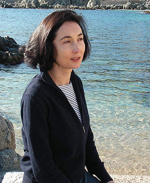 La escritora Elsa Punset.