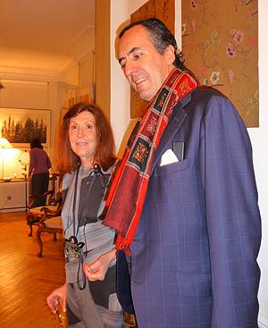 Jaime de Maricharlar y Rosa Bernal.
