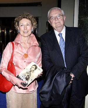 Lola Gavarrón y Enrique Loewe. (GTRESONLINE).