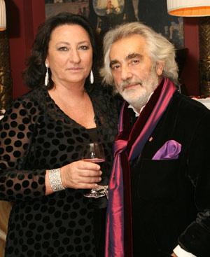Rita y Feli Romano.