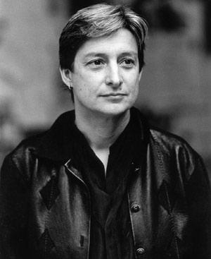 Judith Butler, autora de 'Marcos de guerra. Las vidas lloradas'.'