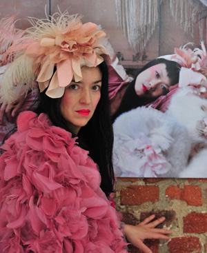 Elisa Palomino, en una imagen de archivo.