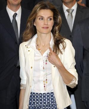 Isabel Sartorius habla de su amistad con la Princesa de Asturias. FOTO: Gtresonline