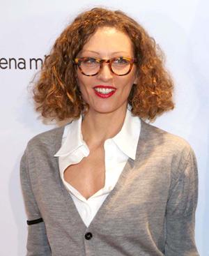 La diseñadora italiana, Elena Mirò. Foto: Gtresonline.
