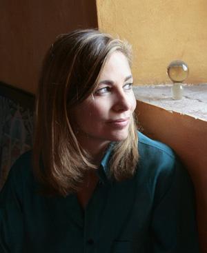La editora Inka Martí. FOTO: Marta Calvo