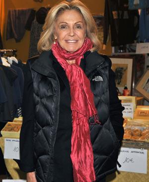 Béatrice d'Orléans, experta en moda. FOTO: Gtresonline