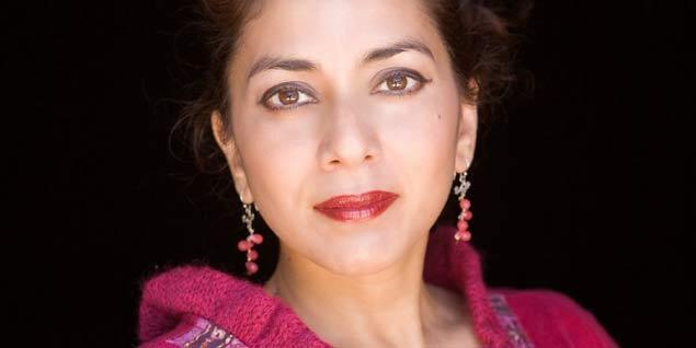 La autora Shilpa Agarwal. FOTO: Denise Demarest