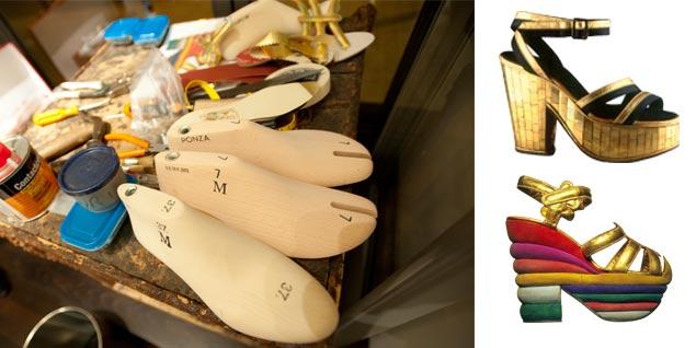 b5631e65 Los zapatos de Salvatore Ferragamo se exponen en Barcelona   Moda ...