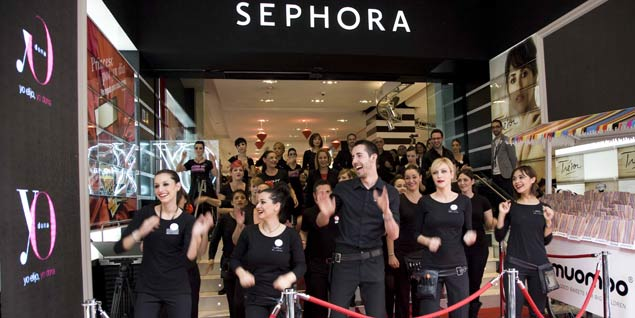 YO DONA y Sephora celebran contigo el Día de la Madre.