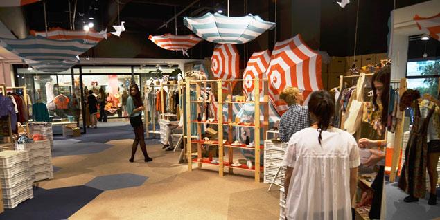 Centro comercial 'Moda Shopping'/ Fotografía: Álvaro Delgado