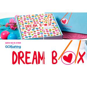 fedacfe8be Entra en el sorteo de la nueva Dream Box de GO! Sushing! Sorteamos 5 Dream  Box a domicilio o en restaurante!