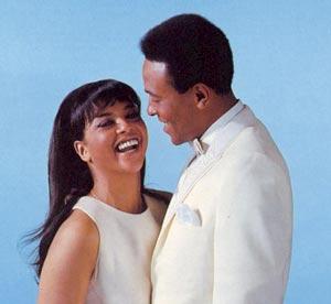 Marvin Gaye y Tammi Terrell