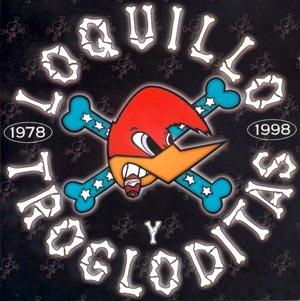 Carátula de uno de los discos del grupo en el que se incluye la canción.