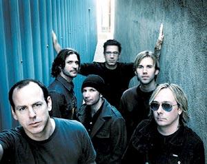El grupo 'Bad Religion'