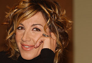 La cantante Ana Torroja. (Foto: EFE)