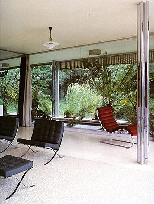 La casa en litigio: Tugendhat, una de las joyas del modernismo del maestro Mies van der Rohe.